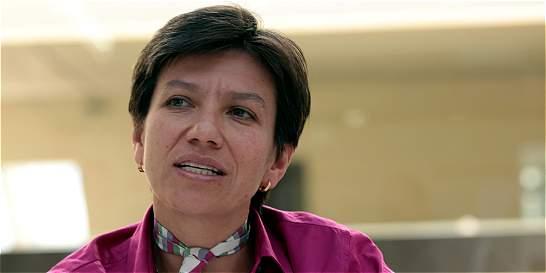Claudia López hace vehemente defensa de derechos LGBTI en el Congreso