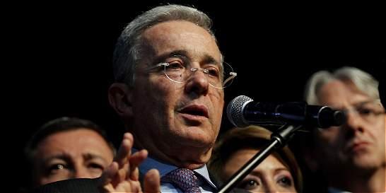 No me sentía con disposición de alma para asistir: Uribe