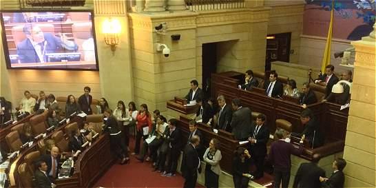 Si el Congreso queda tranquilo, no hay problema: Juan Fernando Cristo