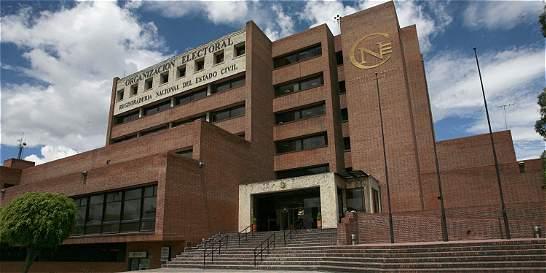 Registraduría estudia realizar nuevo censo electoral nacional