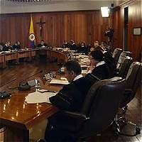 Cortes reclaman, otra vez, reforma de la Justicia