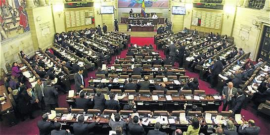 Reforma del Código de Policía se aprobó en tercer debate