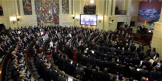 Todo listo para instalación de sesiones ordinarias del Congreso