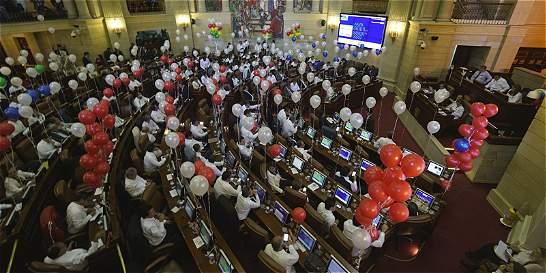 Tras aprobación en Congreso, pregunta del plebiscito se dará el martes