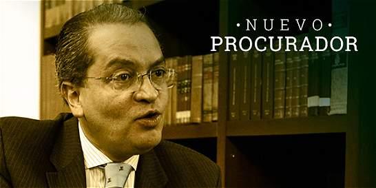 Fernando Carrillo es elegido nuevo Procurador de la Nación