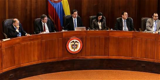 Antonio José Lizarazo, nuevo magistrado de la Corte Constitucional