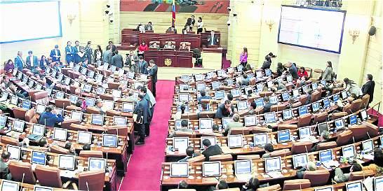 Plenaria de Cámara aprueba cerca del 90 % de reforma tributaria