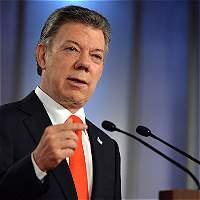 'Si izquierda quiere Gobierno, están las puertas abiertas': Santos