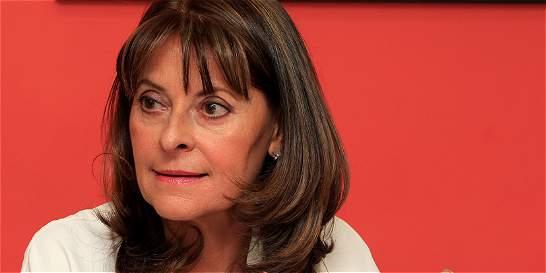 'El Partido Conservador debe ser autónomo': Marta Lucía Ramírez