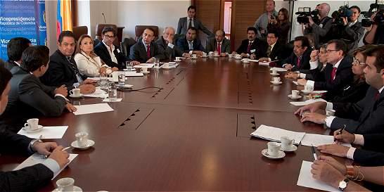 Gobernadores del país piden más recursos en Presupuesto Nacional
