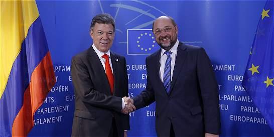 'La hora de la paz ha llegado' para Colombia: Parlamento Europeo