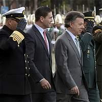Santos les pidió a las Fuerzas Militares que 'no coman cuento'