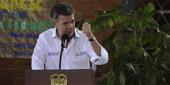 Santos pide a jefe de Fedegán 'dejar a un lado la política'