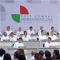 Educación e innovación, temas claves de Santos en gira internacional