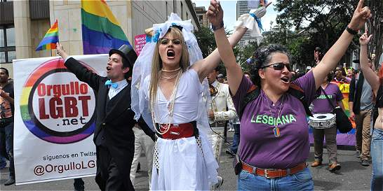 En 2014 aumentaron en Colombia las uniones de parejas del mismo sexo
