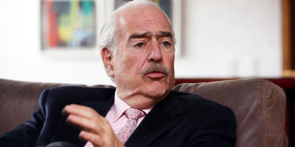 El expresidente Andrés Pastrana estuvo en Caracas el pasado fin de semana.
