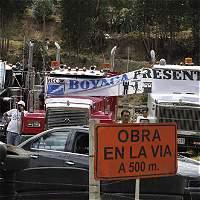 Van 22 capturas por hechos violentos durante paro de camioneros