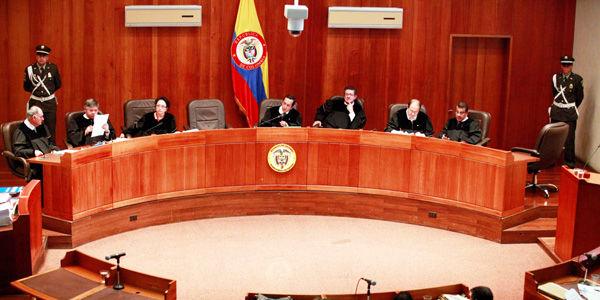 Tribunal de aforados podrá suspender y pedir salida de magistrados