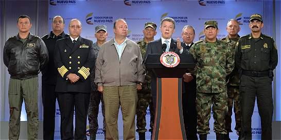 Generales claves en grandes golpes llegan a la cúpula militar