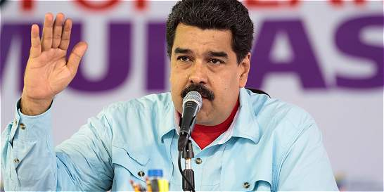 Imagen desfavorable que tienen los colombianos de Maduro es del 94 %