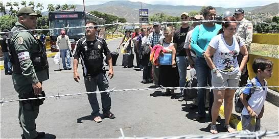 Suspenderán ley de garantías en zonas afectadas por crisis fronteriza