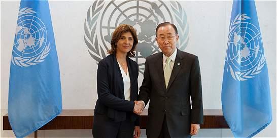 Ban Ki-Moon tiene 'la mejor voluntad' para ayudar en crisis: Canciller