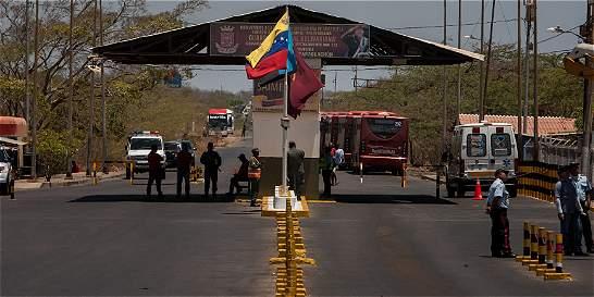 Gobernadores rechazan atropellos del Gobierno venezolano a colombianos