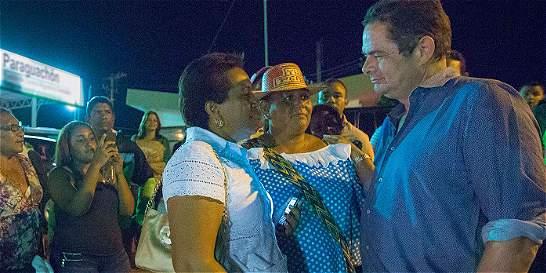 'Se siguen cometiendo muchos abusos contra los colombianos': Vargas