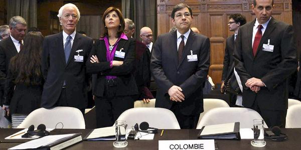 Diferendo limitrofe entre Colombia y Nicaragua