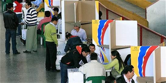 ¿Qué es constreñimiento electoral?