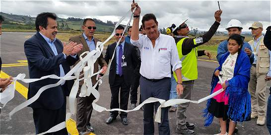 Ipiales ya tiene aeropuerto internacional