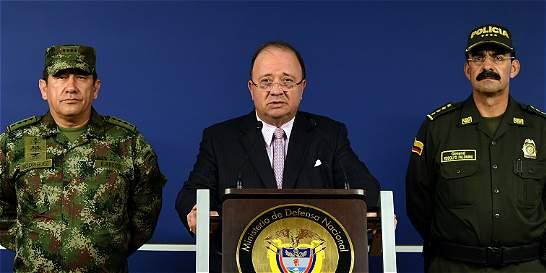 Mindefensa espera pronta liberación de soldados secuestrados