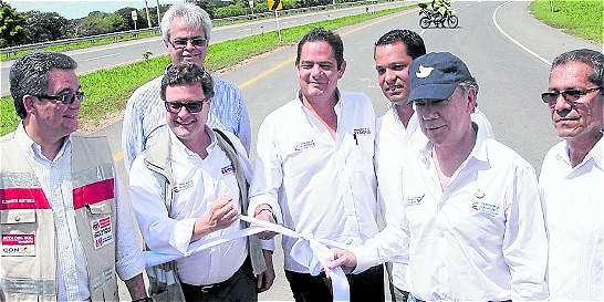Gobierno entrega 100 kilómetros de la Ruta del Sol II