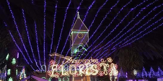 Gobierno pide reducir horarios de alumbrados navideños por El Niño