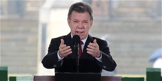 Santos aseguró que en las regiones le están pidiendo 'más mermelada'