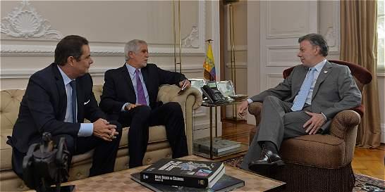 Santos y Peñalosa tendrán cumbre sobre seguridad de Bogotá