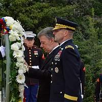 'No hay muerte más absurda y dolorosa que la de la víspera de la paz'