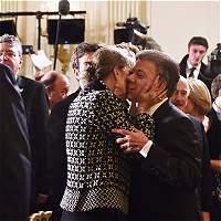 Así fue la fiesta en la Casa Blanca tras anuncio de Paz Colombia