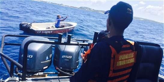 Detectan embarcaciones nicaragüenses pescando frente a San Andrés