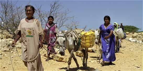 'La Guajira tendrá cobertura de agua potable del 90 %': Gobierno