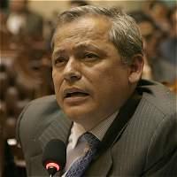 Hernán Andrade conoció denuncia sobre acoso sexual en el Congreso