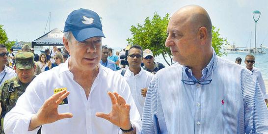 El día que se selló la salida de Colombia de La Haya