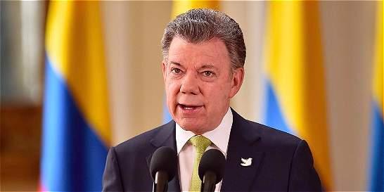 Santos le propone al mundo un cambio en la lucha contra las drogas