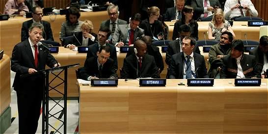 ONU abre la puerta a discusión de nuevo modelo antidrogas