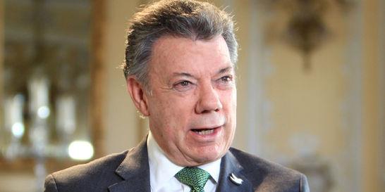 'Consumo de drogas no debe ser visto como asunto criminal': Santos