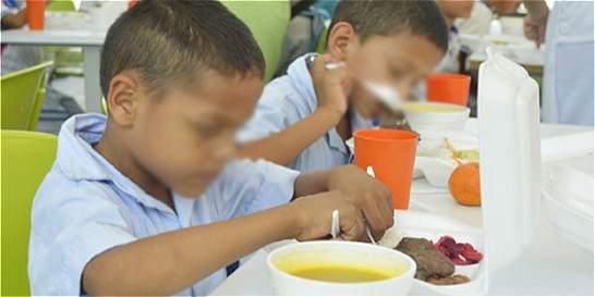 Procuraduría critica plan de alimentación escolar del país