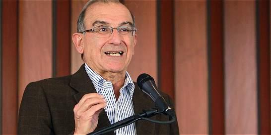 'Es prematuro que Corte Constitucional se pronuncie sobre un acuerdo'