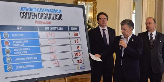 Santos ordena creación de nueva brigada contra la minería ilegal