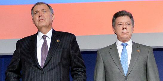 Lo que hay tras la puja entre Juan Manuel Santos y Alejandro Ordóñez