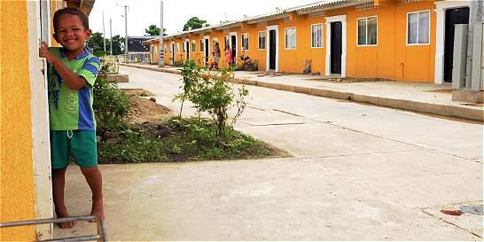 Las familias con vivienda gratis recibirán acompañamiento social